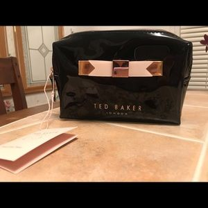 Ted Baker London Small Bow Wash Bag